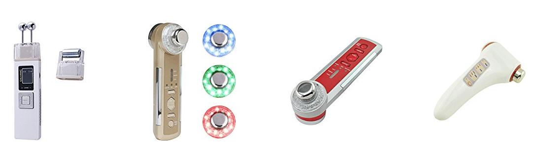 tonication appareil courant galvanique