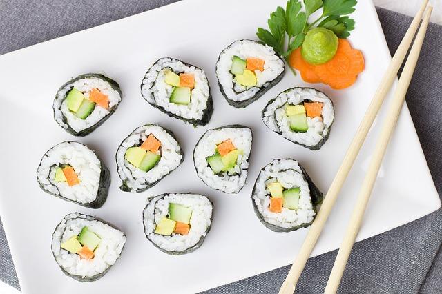 rencontres Sushi Vitesse datant de la région de Detroit
